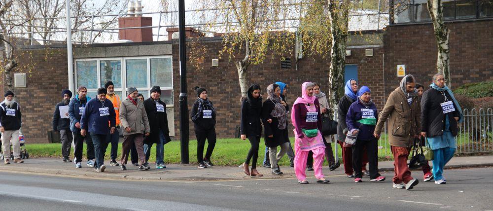 Charity-Walk